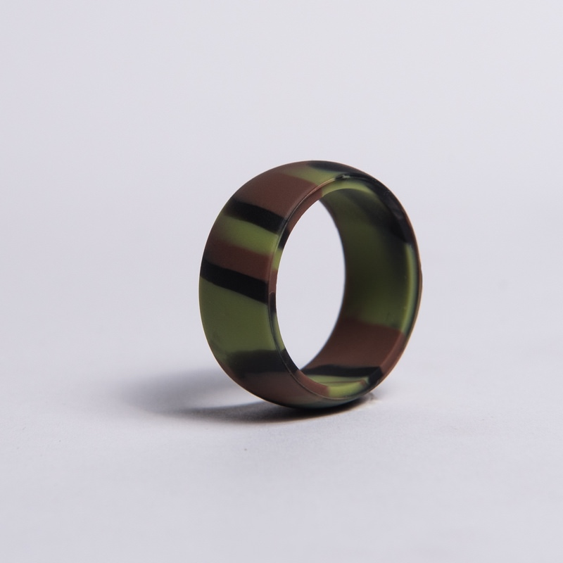 ring gold rings men products thunderfitrings uhruyiuho classic s silicone